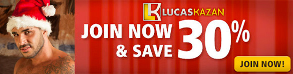 Lucas Kazan Special Offer