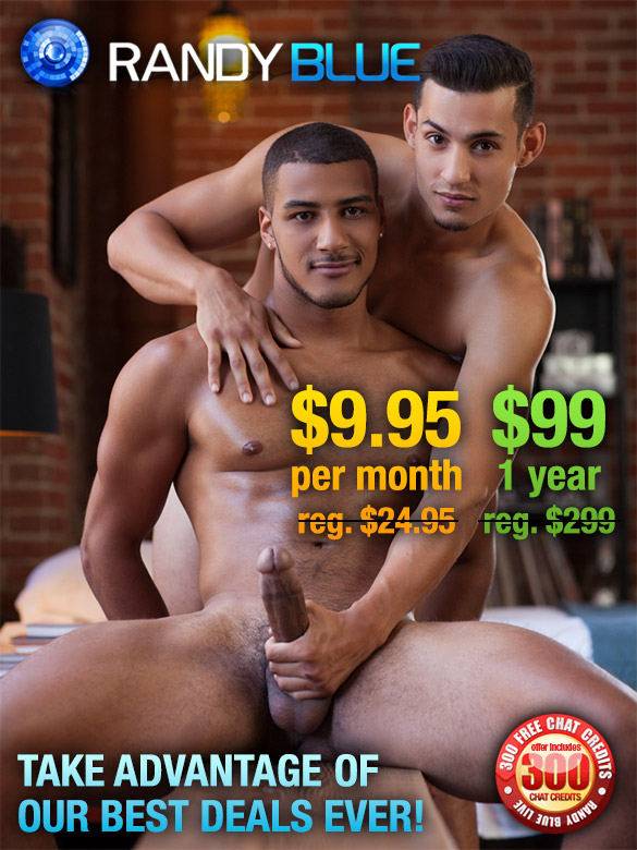 Randy Blue Special Offer