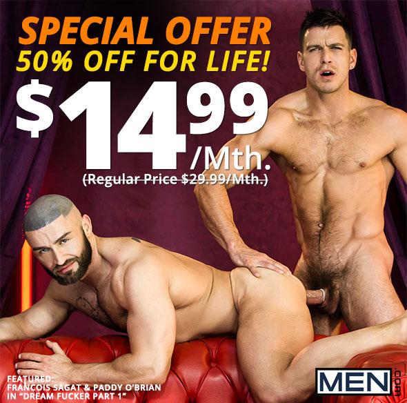 Men.com Special Offer