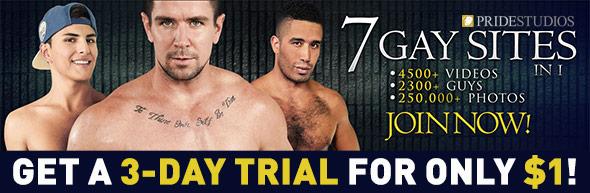 PrideStudios.com $1 Trial