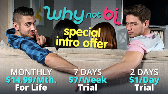 WhyNotBi Special Offer